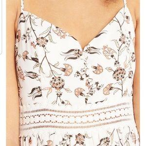Savored Rays Floral Maxi Dress 10 Jack BB Dakota